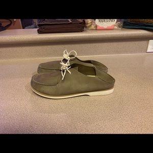 Olukai Holokai Leather Men's Casual Shoes Sz 8
